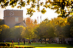 MC 10.26.17 South Quad Fall Scenic.JPG by Matt Cashore/University of Notre Dame