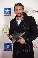 Matthias Schoenaerts gets a star at  the Movie Premiere of ' A Bigger Splash ' - Belgium