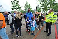 VOETBAL: ABE LENSTRA STADION: HEERENVEEN: 05-07-2014, Open dag SC Heerenveen, ©foto Martin de Jong