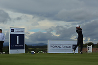 Odhran Maguire of Ireland during Day 3 of the Boys' Home Internationals played at Royal Dornoch Golf Club, Dornoch, Sutherland, Scotland. 09/08/2018<br /> Picture: Golffile | Phil Inglis<br /> <br /> All photo usage must carry mandatory copyright credit (&copy; Golffile | Phil Inglis)