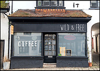 BNPS.co.uk (01202 558833)<br /> Pic:  RogerArbon/BNPS<br /> <br /> Wild & Free.<br /> <br /> A retirement town that is overspilling with coffee shops is to get its 15th after officials lost their bid to put a lid on them.<br /> <br /> Councillors in Christchurch, Dorset, refused a Coffee#1 permission to take over an empty shop because the town had too many cafes.<br /> <br /> But the national chain appealed the decision and have won their case.<br /> <br /> It means there will now be 15 coffee shops in a 500 metre stretch of the High Street - or one every 33 metres.