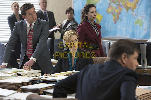 Laura Linney<br /> in The Fifth Estate (2013) <br /> *Filmstill - Editorial Use Only*<br /> CAP/NFS<br /> Image supplied by Capital Pictures