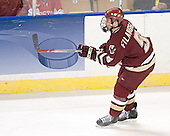 Tim Filangieri - The Boston College Eagles defeated the Boston University Terriers 5-0 on Saturday, March 25, 2006, in the Northeast Regional Final at the DCU Center in Worcester, MA.