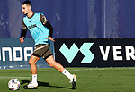 Atletico de Madrid's Mario Hermoso during training session. September 18,2020.(ALTERPHOTOS/Atletico de Madrid/Pool)