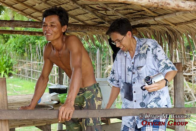 Local Man & Tan Ser Crushing Rice