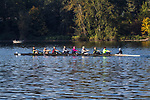Rowing, American Lake Fall Classic Regatta, 2017, American Lake, Washington State, USA, rowing regatta, head race, Autumn rowing,