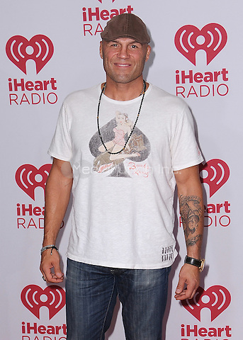 LAS VEGAS, NV - SEPTEMBER 19:  Randy Couture at the 2014 iHeartRadio Music Festival at the MGM Grand Garden Arena on September 19, 2014 in Las Vegas, Nevada. PGSK/MediaPunch