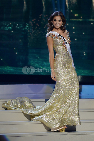 MIAMI, FL - JANUARY 21: Miss Mexico Josselyn Garciglia participtates in The 63rd Annual Miss Universe Preliminary Show at Florida International University on January 21, 2015 in Miami, Florida. Credit: mpi04/MediaPunch ***NO NY DAILIES OR NEWSPAPERS***