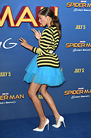 "Zendaya<br /> at the ""Spider-Man:Homecoming"" photocall at the Ham Yard Hotel, London. <br /> <br /> <br /> ©Ash Knotek  D3281  15/06/2017"