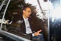 CURITIBA, PR,01.02.2016 – LAVA JATO – Marcelo Odebrecht, ex-presidente e herdeiro do grupo empresarial Odebrecht,chega a sede da Justiça Federal para participar do depoimento na tarde desta quarta-feira (01)( Foto: Paulo Lisboa/Brazil Photo Press)