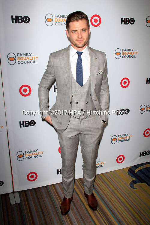 LOS ANGELES - MAR 11:  Robbie Rogers at the Family Equality Council's Annual Impact Awards at the  Beverly Wilshire Hotel on March 11, 2017 in Beverly Hills, CA