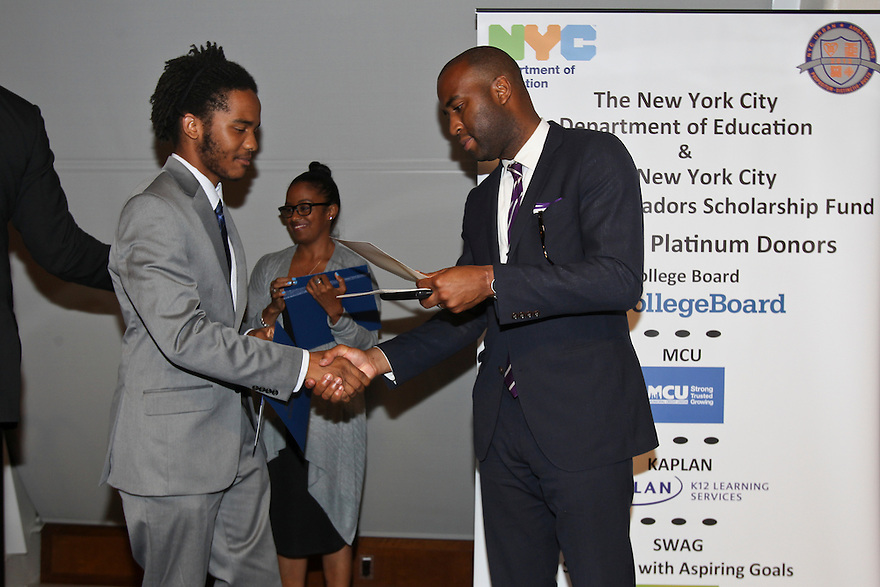 Images are from the Urban Ambassadors Graduating Ceremony at NYU on Wednesday, June 25, 2014 in New York.