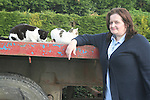 Carmel O'Callaghan with the cats she feeds..Photo NEWSFILE/Jenny Matthews.(Photo credit should read Jenny Matthews/NEWSFILE)....This Picture has been sent you under the condtions enclosed by:.Newsfile Ltd..The Studio,.Millmount Abbey,.Drogheda,.Co Meath..Ireland..Tel: +353(0)41-9871240.Fax: +353(0)41-9871260.GSM: +353(0)86-2500958.email: pictures@newsfile.ie.www.newsfile.ie.FTP: 193.120.102.198.