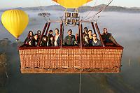 20140421 April 21 Hot Air Balloon Gold Coast