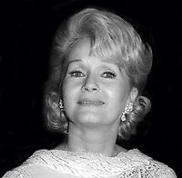 Debbie Reynolds Undated<br /> Photo By Adam Scull/PHOTOlink.net