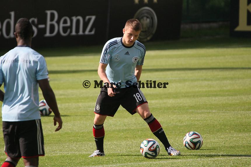 Thomas Eisfeld (u20) - Testspiel der Deutschen Nationalmannschaft gegen die U20 zur WM-Vorbereitung in St. Martin