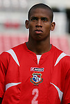 15 March 2008: Jean Carlos Cedeno (PAN). The Panama U-23 Men's National Team defeated the Cuba U-23 Men's National Team 4-1 at Raymond James Stadium in Tampa, FL in a Group A game during the 2008 CONCACAF's Men's Olympic Qualifying Tournament.