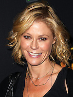 "CENTURY CITY, CA, USA - SEPTEMBER 27: Julie Bowen arrives at the Los Angeles Screening Of Disney XD's ""Star Wars Rebels: Spark Of Rebellion"" held at the AMC Century City 15 Theatre on September 27, 2014 in Century City, California, United States. (Photo by Celebrity Monitor)"