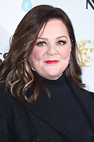 Melissa McCarthy<br /> arriving for the 2019 BAFTA Film Awards Nominees Party at Kensington Palace, London<br /> <br /> ©Ash Knotek  D3477  09/02/2019