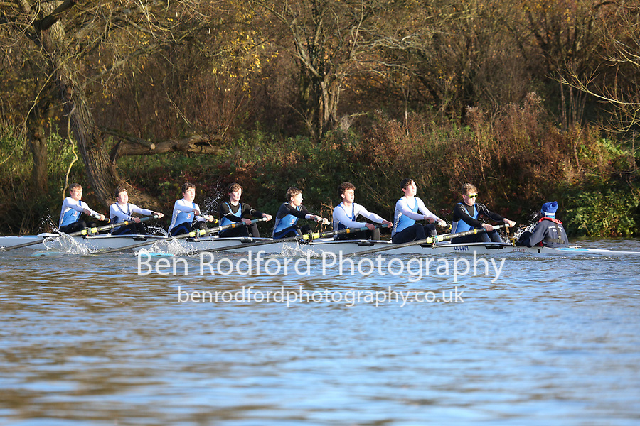 Crew: 18   Op J18 8+   Dulwich College Boat Club   Alleyn<br /> <br /> Wallingford Head 2017<br /> <br /> To purchase this photo, or to see pricing information for Prints and Downloads, click the blue 'Add to Cart' button at the top-right of the page.
