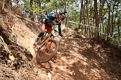 7th September 2017, Smithfield Forest, Cairns, Australia; UCI Mountain Bike World Championships; Danny Hart (GBR)   during downhill practice