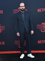 "28 June 2019 - Santa Monica, California - Brett Gelman. ""Stranger Things 3"" LA Premiere held at Santa Monica High School. <br /> CAP/ADM/BT<br /> ©BT/ADM/Capital Pictures"