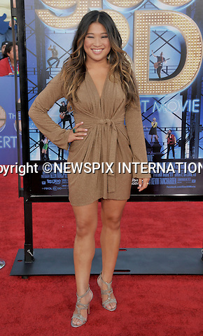 """JENNA USHKOWITZ.arrives at the World Premiere of """"Glee The 3D Concert Movie"""" at the Regency Village Theater, Westwood, Los Angeles_06/08/2011.Mandatory Photo Credit: ©Crosby/Newspix International. .**ALL FEES PAYABLE TO: """"NEWSPIX INTERNATIONAL""""**..PHOTO CREDIT MANDATORY!!: NEWSPIX INTERNATIONAL(Failure to credit will incur a surcharge of 100% of reproduction fees).IMMEDIATE CONFIRMATION OF USAGE REQUIRED:.Newspix International, 31 Chinnery Hill, Bishop's Stortford, ENGLAND CM23 3PS.Tel:+441279 324672  ; Fax: +441279656877.Mobile:  0777568 1153.e-mail: info@newspixinternational.co.uk"""