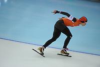 OLYMPICS: SOCHI: Adler Arena, 13-02-2014, 1000m Ladies, Marrit Leenstra (NED), ©foto Martin de Jong