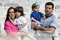 BELO HORIZONTE, MG, 18.08.2019: CRUZEIRO-SANTOS - Partida entre Cruzeiro e Santos pelo Campeonato Brasileiro na tarde deste domingo (18) no estádio Mineirão em Belo Horizonte. (Foto: Giazi Cavalcante/Código19)
