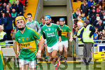 Ballyduff in action against John Griffin Lixnaw in the Senior County Hurling Final in Austin Stack Park on Sunday