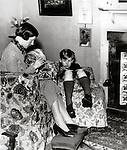 Family circle, 1940s