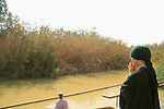 Jordan Valley, the Jordan river at Qasr al Yahud