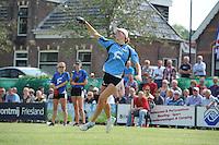 KAATSEN: WEIDUM: 21-08-2013, Dames PC, ©foto Martin de Jong