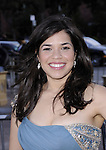 America Ferrera arriving at the 39th NAACP Image Awards held at the Shrine Auditorium Los Angeles, Ca. February 14, 2008. Fitzroy Barrett