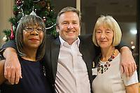 RSCH Volunteers Christmas Dinner