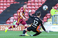 Bradford City v Chesterfield - FA Cup 1st Round - 04.11.2017