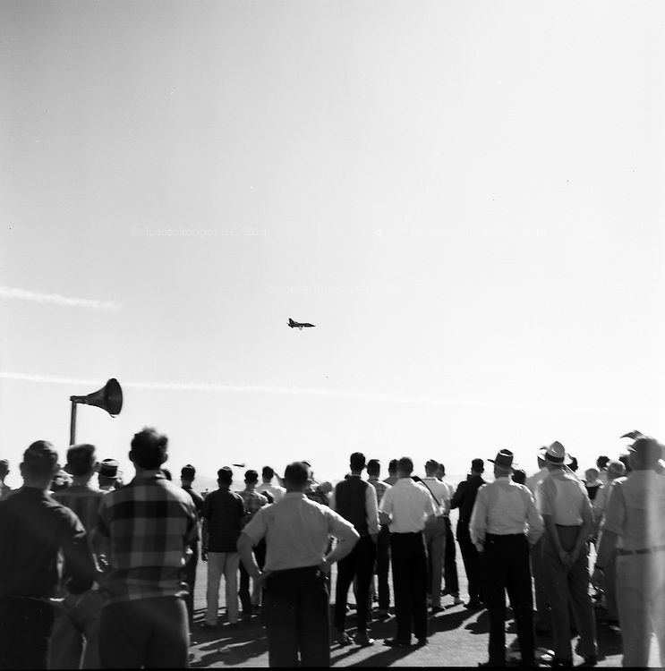 Various shots of aircrafts, vapor trails, and spectators. Aviation, flying, Blue Angels