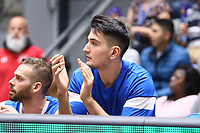 Armin Trtovac (Fraport Skyliners) - 05.11.2017: Fraport Skyliners vs. EWE Baskets Oldenburg, Fraport Arena Frankfurt