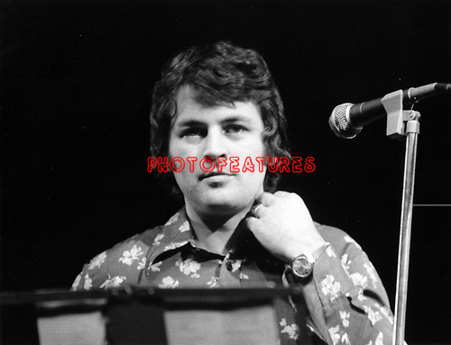 Deep Purple 1975 Ian Gillan at The Butterfly Ball at the Royal Albert Hall<br /> © Chris Walter
