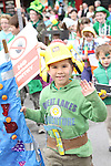 Turlough Dowley from Tullydonnell NS at the 2011 St.Patrick's Day Parade in Dunleer...(Photo credit should read Jenny Matthews/www.newsfile.ie)....This Picture has been sent you under the conditions enclosed by:.Newsfile Ltd..The Studio,.Millmount Abbey,.Drogheda,.Co Meath..Ireland..Tel: +353(0)41-9871240.Fax: +353(0)41-9871260.GSM: +353(0)86-2500958.email: pictures@newsfile.ie.www.newsfile.ie.