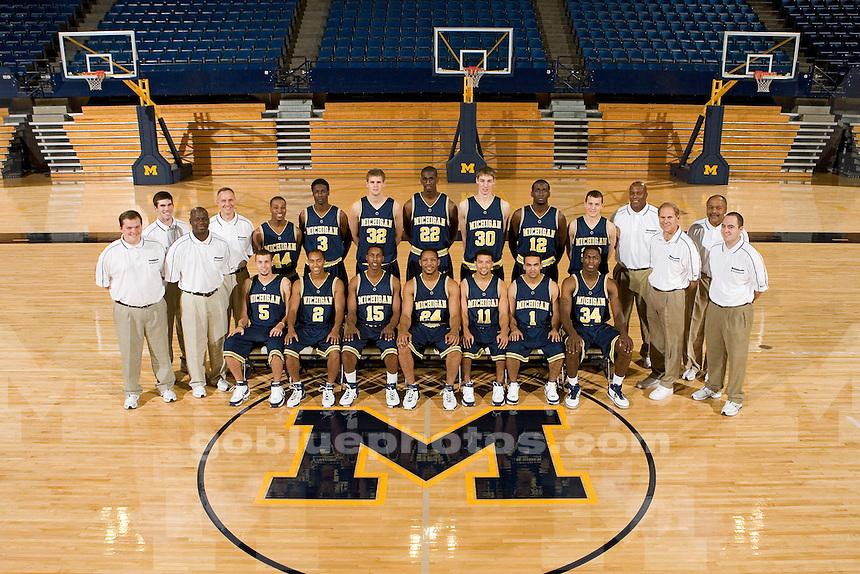 2007-08 Men's Basketball