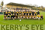 The Dr Crokes team who defeated Loughmore-Castleiney in the Munster Senior Club Semi-Final at Crokes Ground, Lewis Road on Sunday