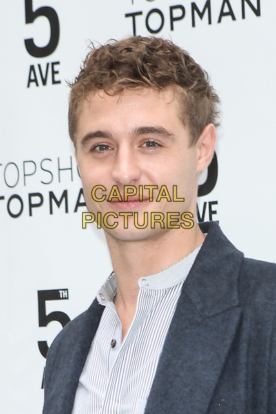 NEW YORK - November 5: Max Irons attends the Topshop Topman New York City Flagship Grand Opening on November 5, 2014 in New York City. <br /> CAP/MPI/MPI99<br /> &copy;MPI99/MPI/Capital Pictures