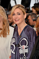 Julie Gayet at the gala screening for &quot;BLACKKKLANSMAN&quot; at the 71st Festival de Cannes, Cannes, France 14 May 2018<br /> Picture: Paul Smith/Featureflash/SilverHub 0208 004 5359 sales@silverhubmedia.com