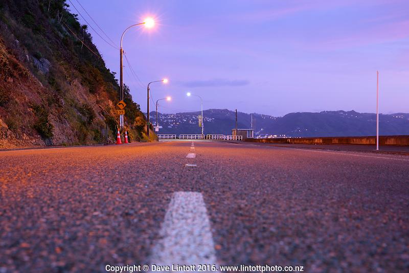 The 2016 Cigna Achilles Round The Bays half marathon, Bluebridge 10km and Fun Run & Walk. From Frank Kitts Park to Kilbirnie Park in Wellington, New Zealand on Sunday, 21 February 2016. Photo: John Mathews / lintottphoto.co.nz. http://www.megasportmedia.co.nz/
