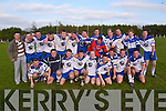 The victorious Bally/Asdee team that defeated Listowel Emmets in the North Kerry Under-21 final.at Ballylongford on Sunday   Copyright Kerry's Eye 2008