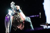 CIUDAD DE MEXICO, D.F. 25 de octubre.- El grupo de rock Korn el festival de música Hell and Heaven en el Autódromo Hermanos Rodríguez de la Ciudad de México, el 25 de octubre de 2014.  FOTO: ALEJANDRO MELÉNDEZ