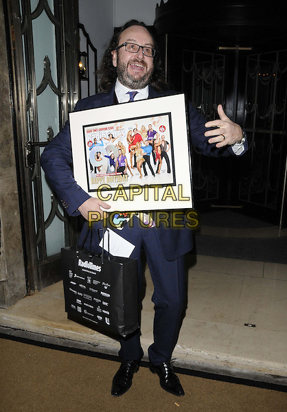 LONDON, ENGLAND - JANUARY 28: David Myers attends the Radio Times Covers Party, Claridge's Hotel, Brook St., on Tuesday January 28, 2014 in London, England, UK.<br /> CAP/CAN<br /> &copy;Can Nguyen/Capital Pictures