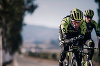 Roman Kreuziger (CZE/Michelton-Scott)<br /> <br /> Michelton-Scott training camp in Almeria, Spain<br /> february 2018
