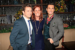 LOS ANGELES - DEC11: Tom Lenk, Elisa Donovan, Scott Nevins at Scott Nevins Presents SPARKLE: An All-Star Holiday Concert to benefit The Actors Fund at Rockwell Table & Stage on December 11, 2014 in Los Angeles, California